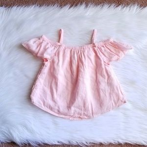 🌸Old Navy Pink Babydoll Top Size 4T🌺